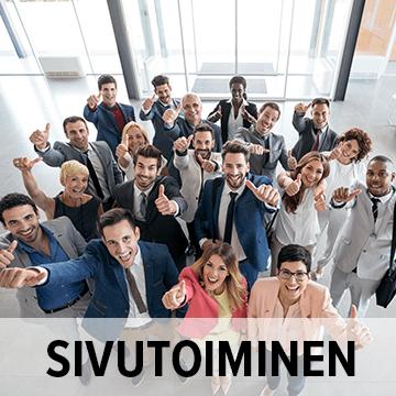 Uudenvuodenlupauksia: Avoimet työpaikat: Sivutoiminen myyjä, myyntiedustaja ja tuote-esittelijä tai ajanvaraaja